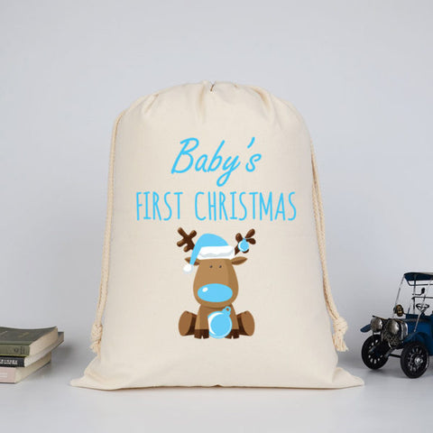 Baby's First Christmas Bag
