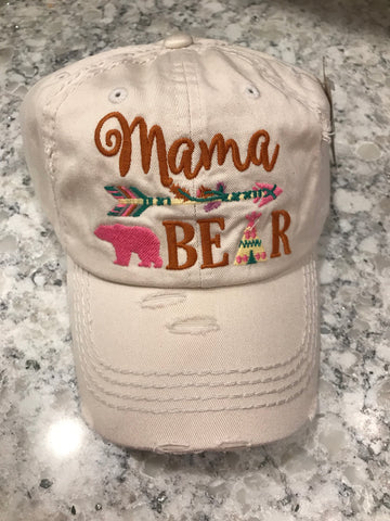 Mama Bear Arrow Hat