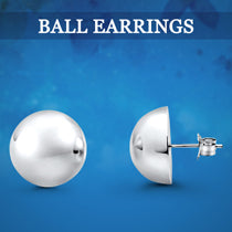 Ball Earrings