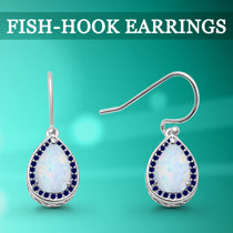 Fish-Hook Earrings