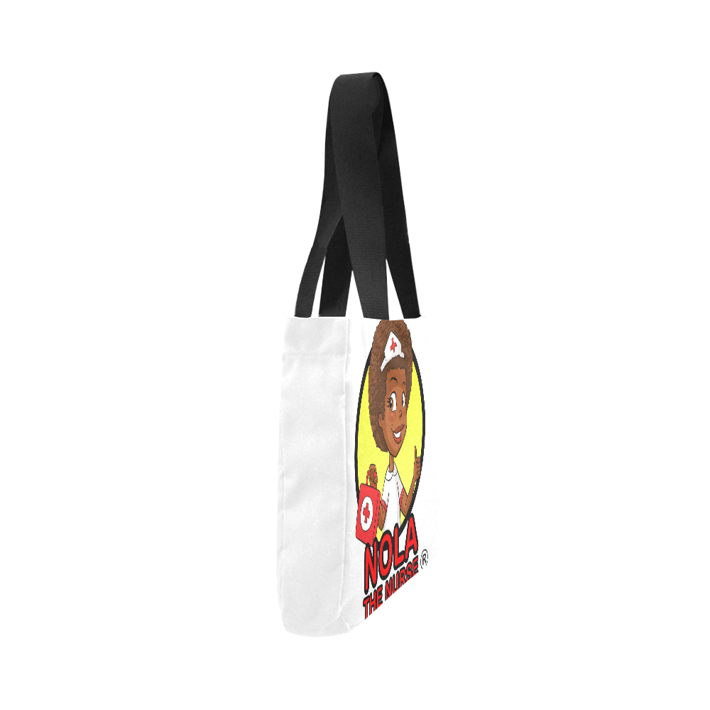Nola the Nurse® Canvas Tote Bag