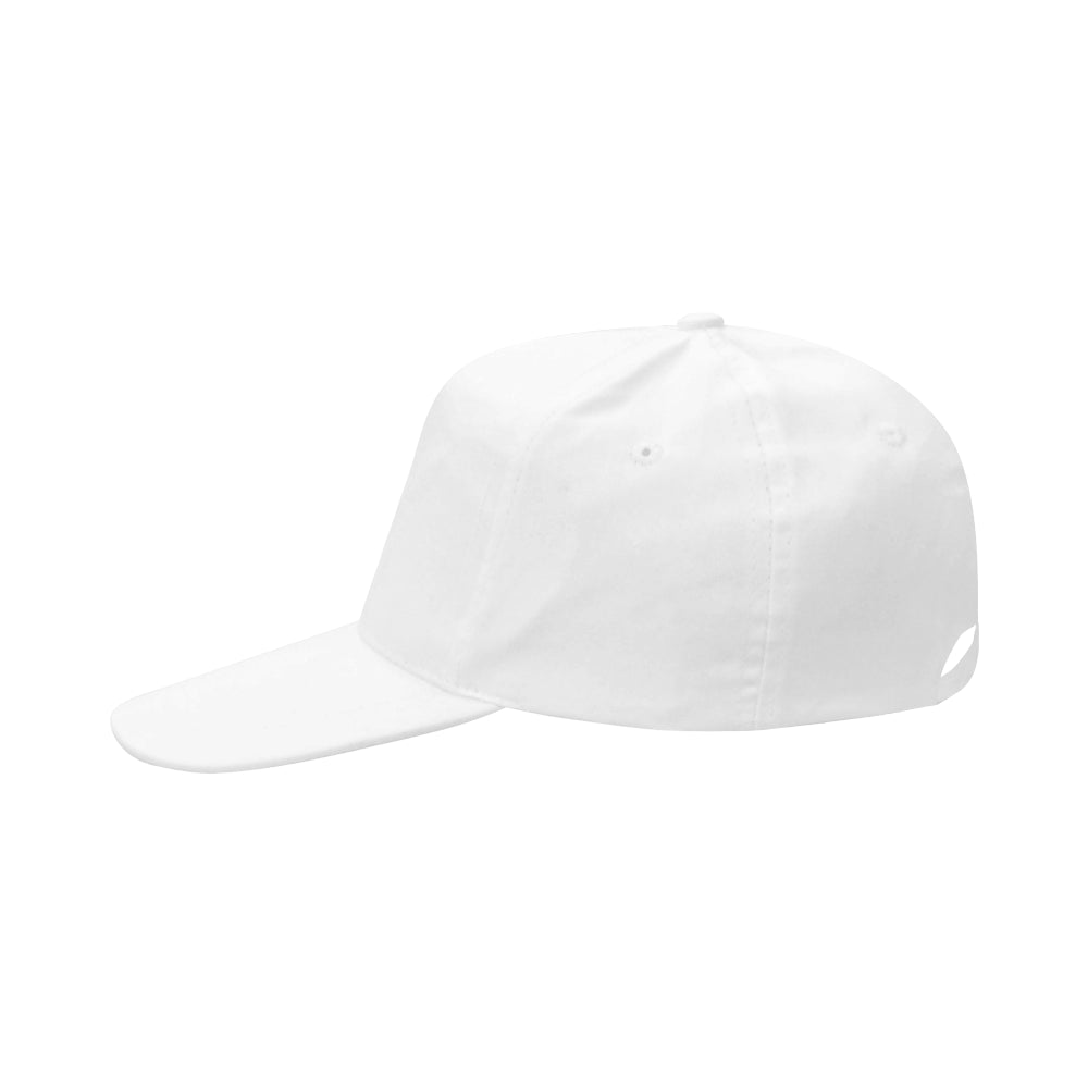 Nola The Nurse® White Baseball Hat