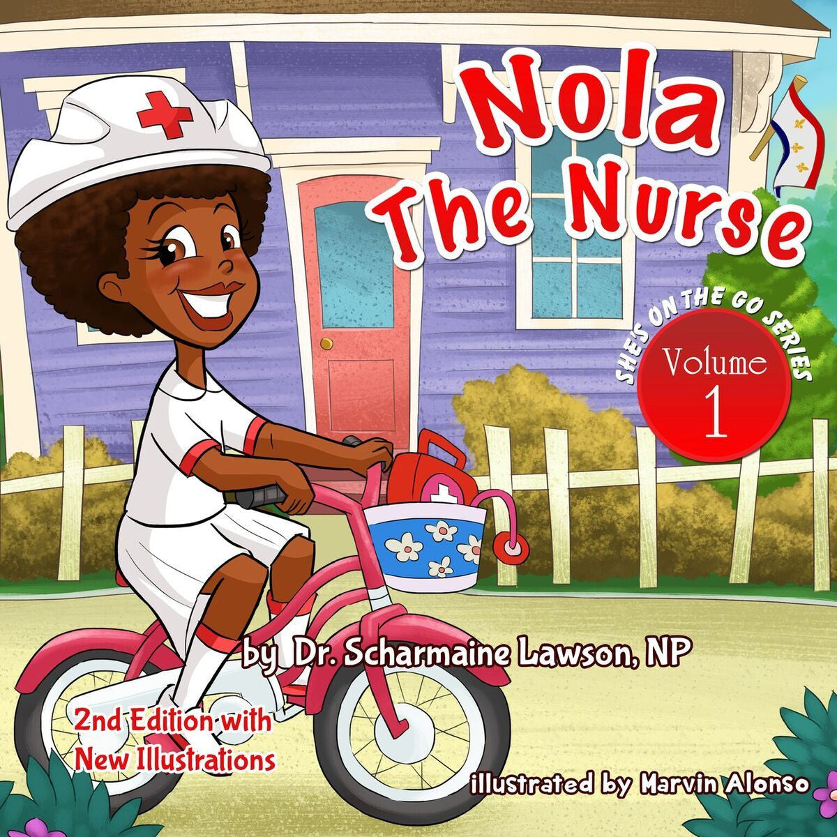 HC: Nola The Nurse She's On The Go (Vol 1) Hardcover