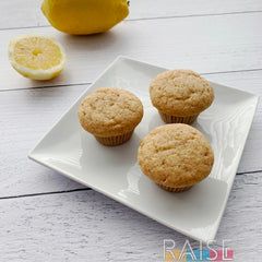 Corn Free Lemon Cupcakes