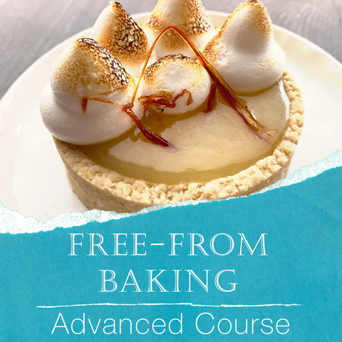 *Presale* Free From Baking Advanced Class (Gluten Free, Top 8 Free, Vegan)