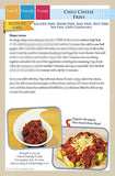 Chili Cheese Fries Recipe Kit Card