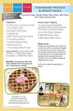 Strawberry Waffle Kit Card