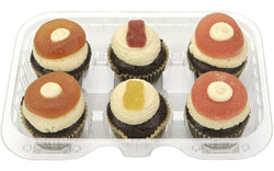 Mini Cupcake 6 Pack - Gummy Galore