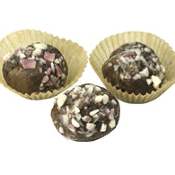 Cake Bons 24 Pack - Chocolate Candy Cane
