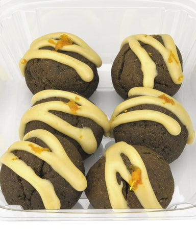 Grain Free Artisan Cookies 6 Pack - Chocolate Orange