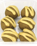 Grain Free Artisan Cookies 6 Pack - Gingerbread