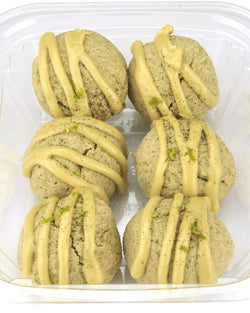 Grain Free Artisan Cookies 6 Pack - Key Lime