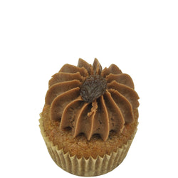 Mini Cupcake 24 Pack - Chocolate Carrot Cake
