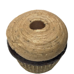 Mini Cupcake Single - Coffee Bean