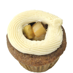 Filled Mini Cupcake 6 Pack - Apple Pie