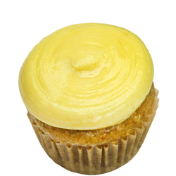 Lemon Lime Mini Cupcake ~ Top 8 Allergy Free, Vegan, Gluten Free