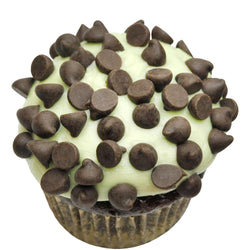 Mint Chip Mini Cupcake Gluten Free, Vegan, Top 8 Allergy Free