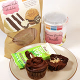 Ship A Kit - Cake Mix & Frosting (Click Image For Details)