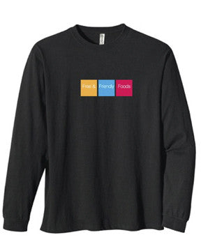Crew Neck Organic Long Sleeve Shirt