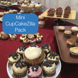 Mini CupCakeZilla Pack