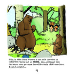 French Picture Books - Lapin et Patte-d'Ours: Les Sept Vertus Sacrees – Courage