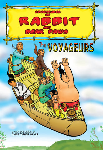 Poster - The Voyageurs Cover