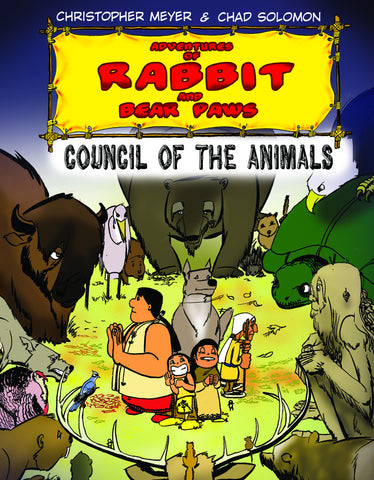 Poster - Council of the Animals Cover