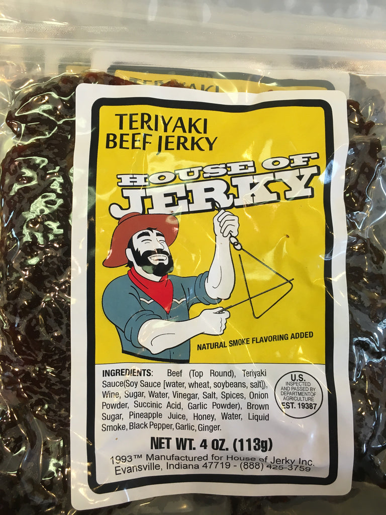 Beef: Teriyaki 4oz
