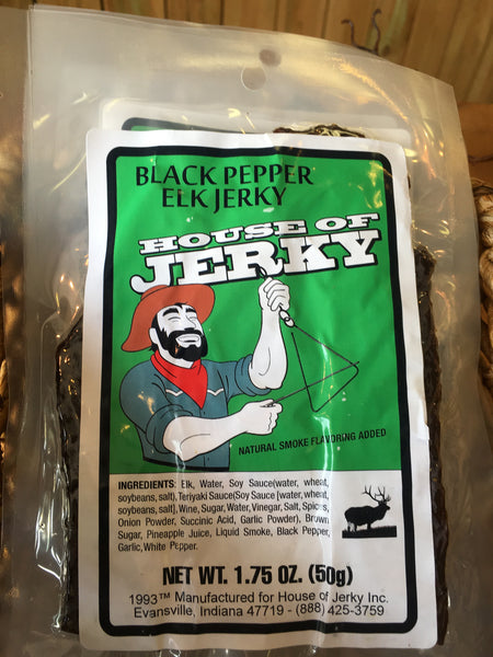 Elk: Black Pepper 1.75oz