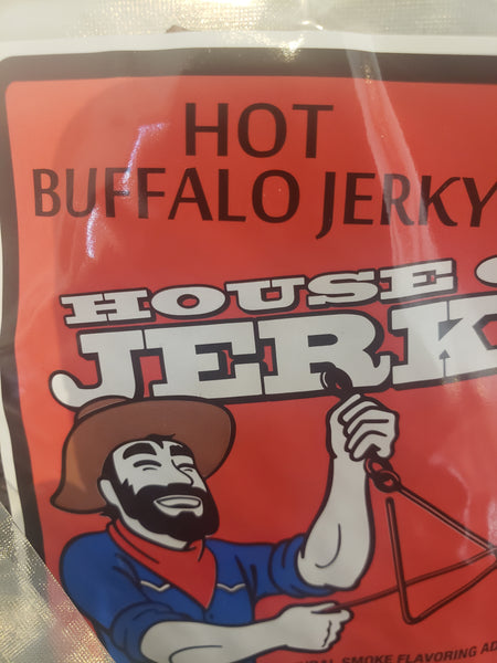 Buffalo: Hot 3.5oz