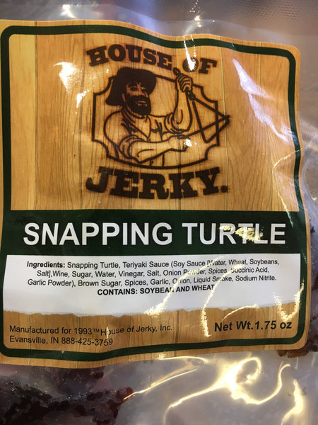 Snapping Turtle 1 75oz
