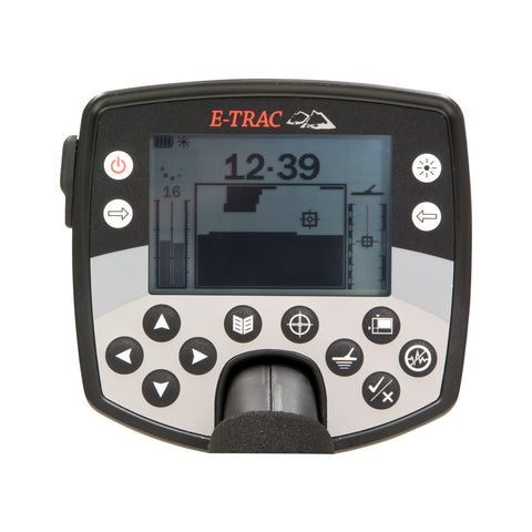 Minelab E-Trac Metal Detector - Dig That Beep