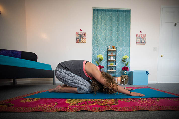 The Art of Creating a Home Yoga Practice