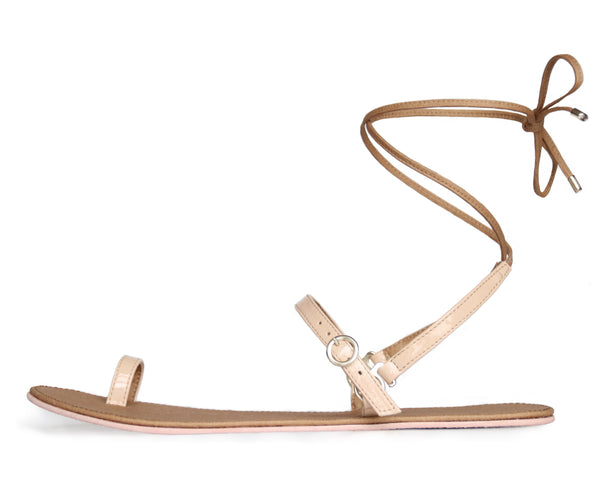 Sandal Nº3 – Nude Beach Tie-up