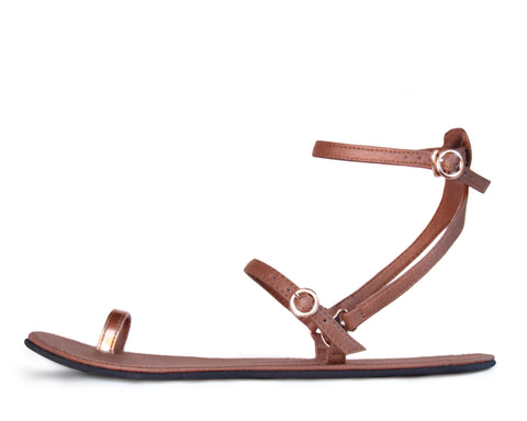 Sandale Nº3 | Brown Sugar Y-Strap