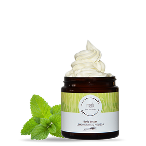 MARK body butter LEMONGRASS & MELISSA