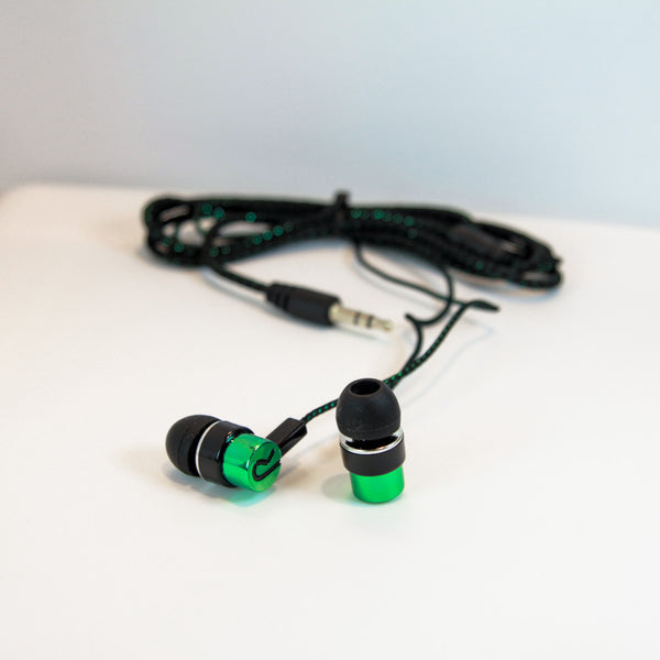 Royal Bass In-Ear Headphones