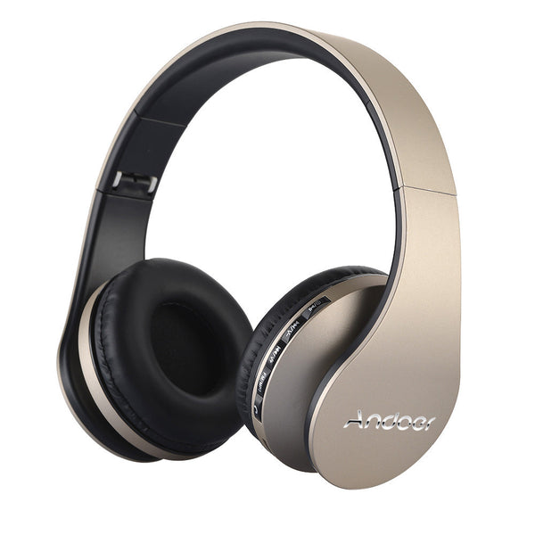 LH-811 Stereo Bluetooth Headphone