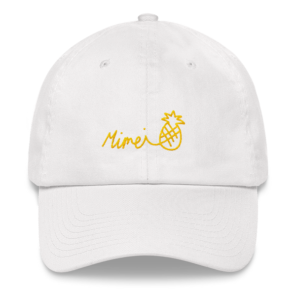 cap for super juicy pineapples