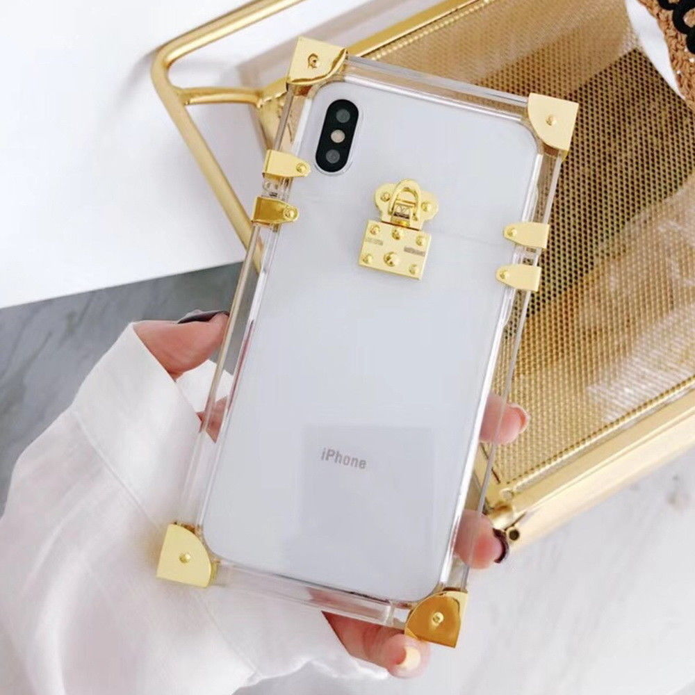 new photos 0ca6b a7204 SS19 Clear Trunk Case