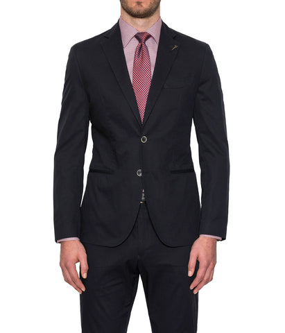 Anchor Suit Jacket in Black
