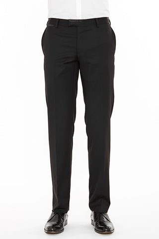 Fortune Trouser Black Front
