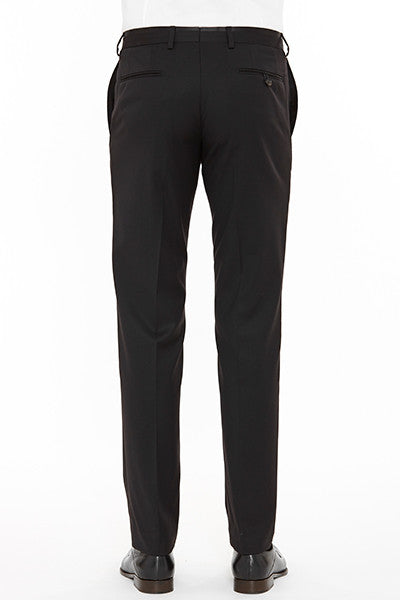 Fortune Trouser Black Back