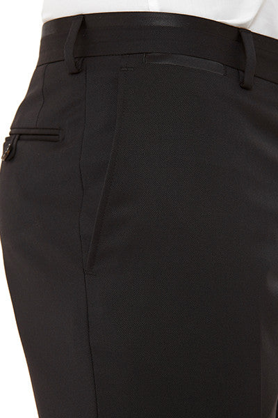 Fortune Trouser Black Pocket