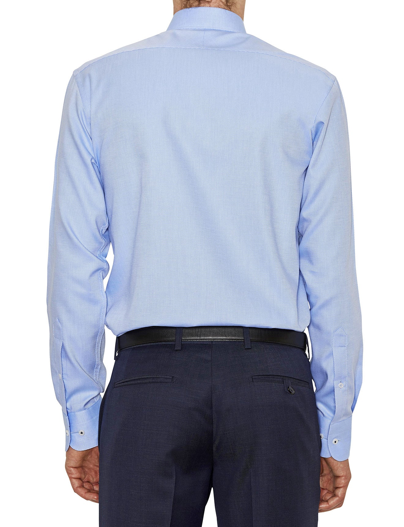 Pioneer Business Shirt in Blue