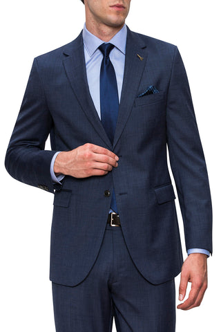 Anchor Suit Jacket in Charcoal