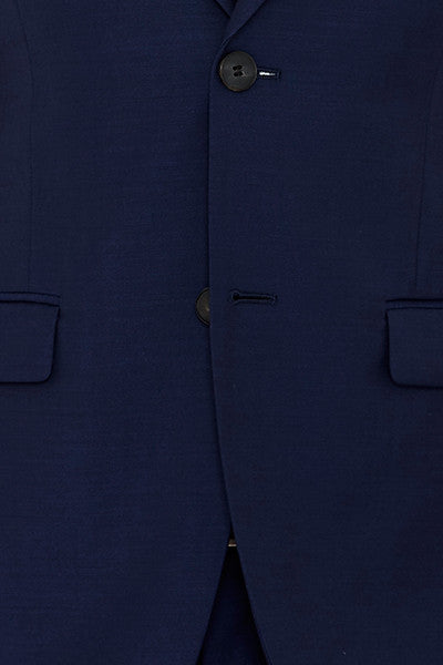Anchor Suit Jacket in Navy Detail