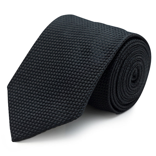 Longstitch Tie in Navy