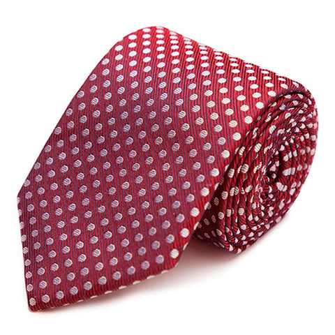 Longstitch Tie in Pink
