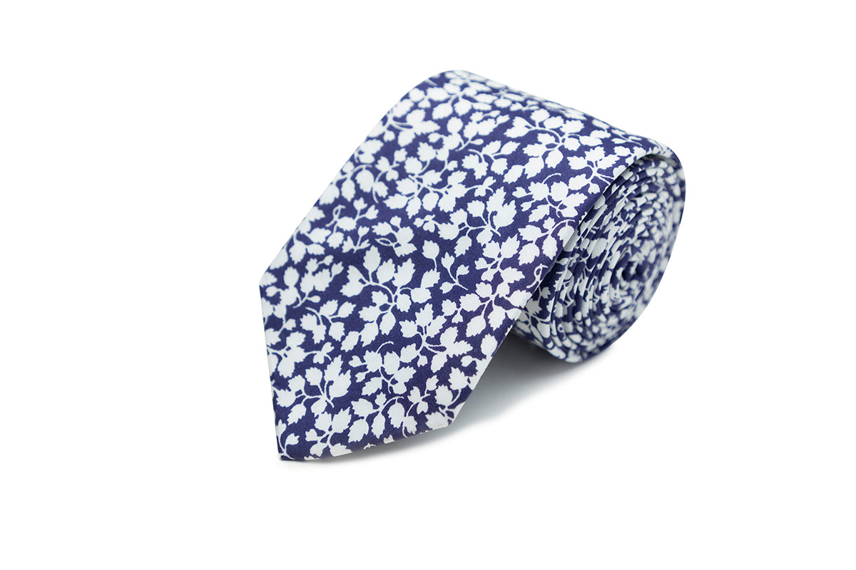 Liberty Glenjade Tie in Navy
